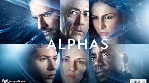 Biệt Đội Alphas - Alphas First Season (2011)