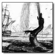 Between 1867 and 1890, newspapers reported numerous encounters with a sea serpent just off shore in Lake Michigan. Sightings ranged from Evanston down to Hyde Park, and the creature was described as bluish black with a grayish white underbelly, long neck, head about