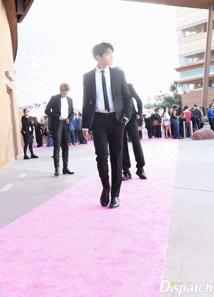 Jungkook ❤ BTS At The BBMAs! (170521 - DISPATCH - m.star.naver.com) #BTS #방탄소년단