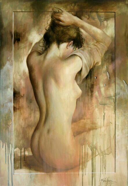 Yarek Godfrey (1957 - …..) – Pintor Polonês_18