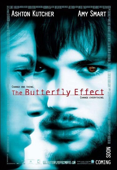 THE BUTTERFLY EFFECT // usa // Eric Bress, J. Mackye Gruber 2004