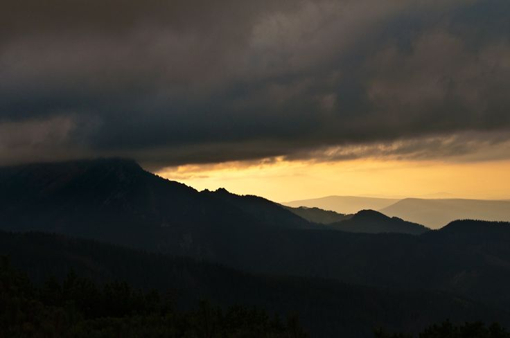 Tatry - Giewont.