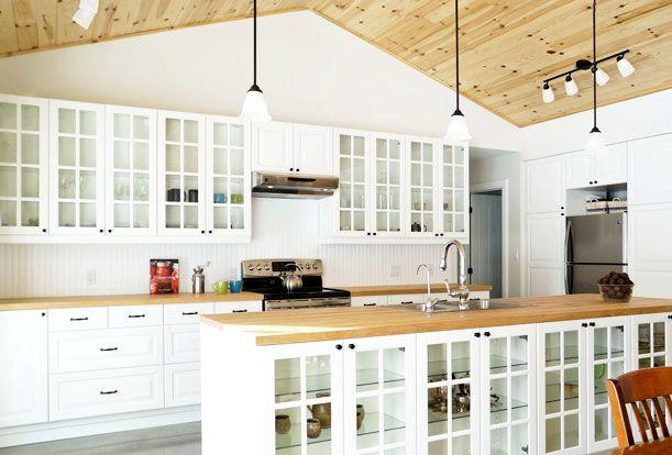 The Kitchen.  Passive Solar Design | Sustainable Building | Solares Architecture