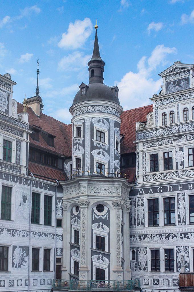 Das Residenzschloss | 7 Dinge, die man in Dresden gemacht haben sollte | www.reiehappen.de