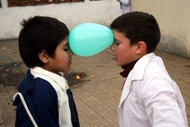 Dinámicas para niños hiperactivos -