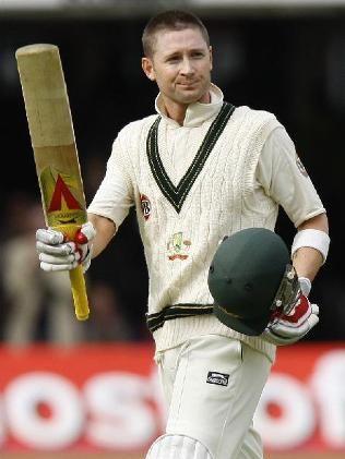 Michael Clarke, cricket