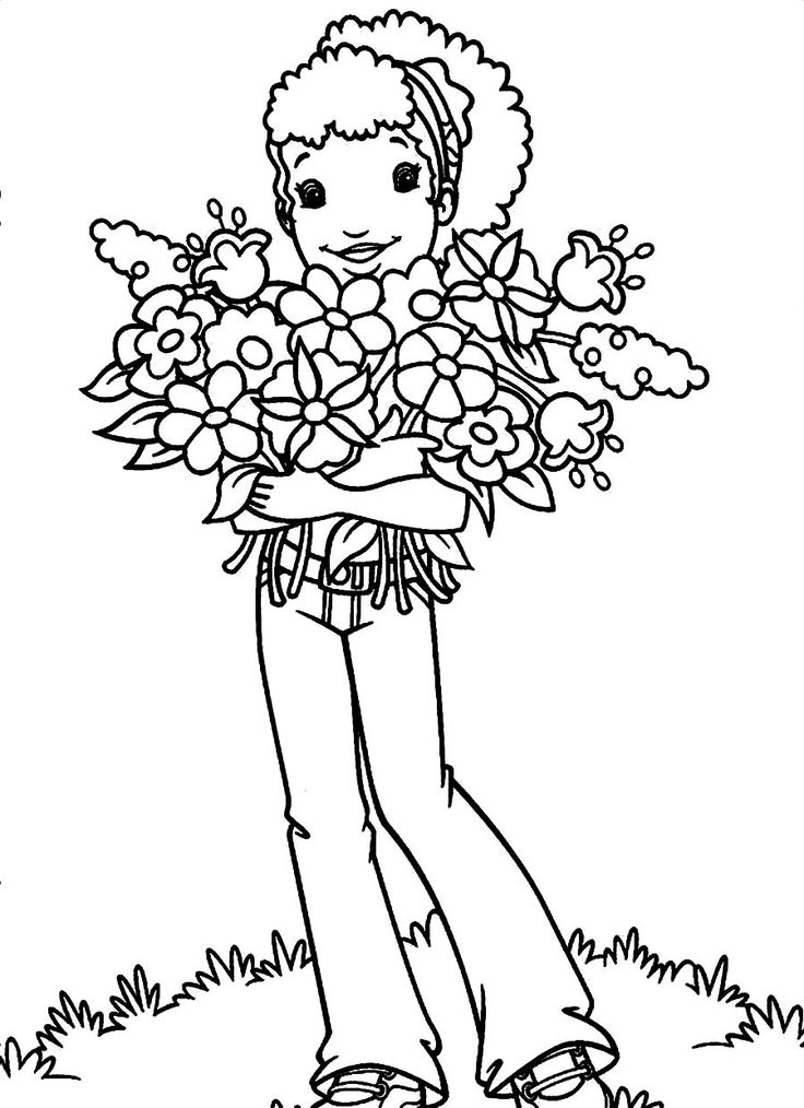 free african american coloring pages - photo#37