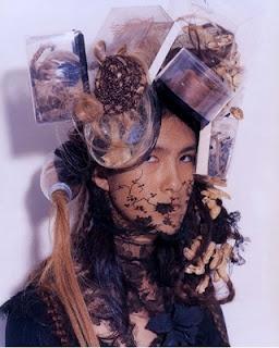 hair-work of Katsuya Kamo