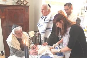Brit Milah Bris Bat Jewish Baby Naming Ceremony