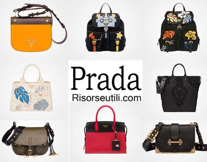 Bags Prada fall winter 2016 2017 handbags for women