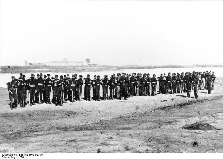 Bundesarchiv Bild 146-1970-053-87, Deutsch-französischer Krieg 1870-71 - Guerre franco-allemande de 1870 — Wikipédia