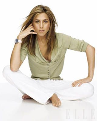 Jennifer Aniston Hairstyle Gallery – View Celebrity Hairstyles - ELLE 2005