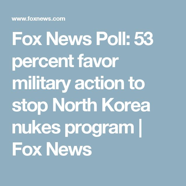 Fox news polling gays in military
