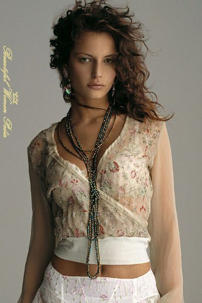 Beautiful Reka Ebergenyi Pictures