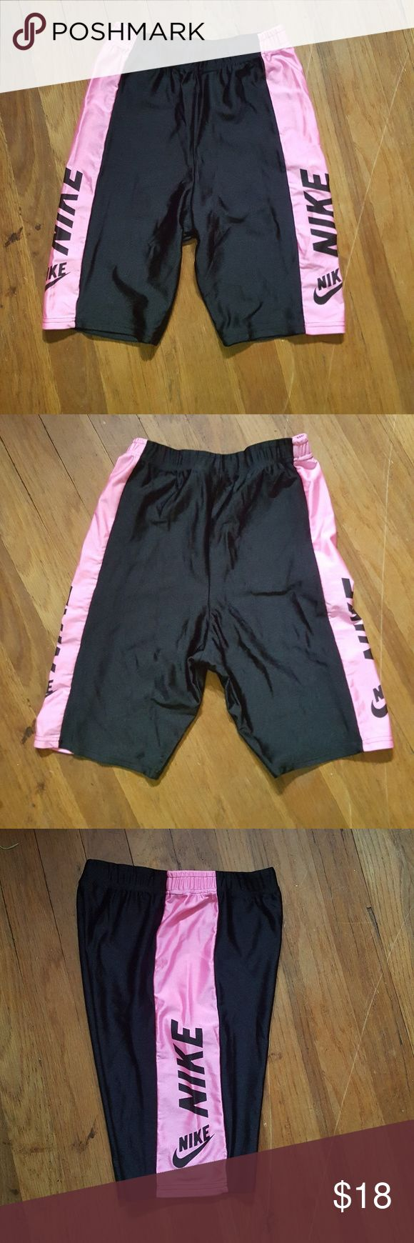 Like New NIKE Cycling shorts Practically new, wore only 2x Nike Shorts