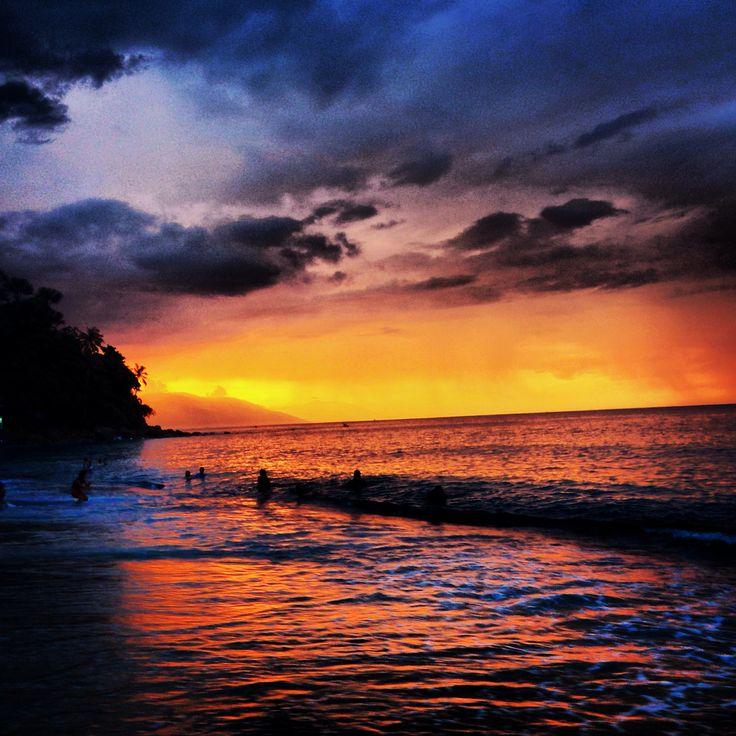 White Beach Puerto Galera Oriental Mindoro Phils