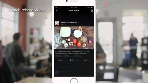 Facebook kendi Youtube'unu oluşturuyor. Yeni mobil uygulamaya gelecek video güncellemesi Youtube'a büyük tehdit oluşturabilir. #sosyalmedya   #facebook