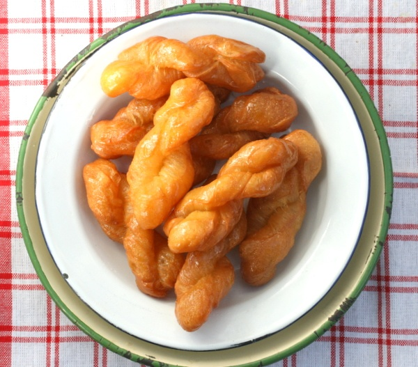 koeksisters... south africa's answer to the donut!
