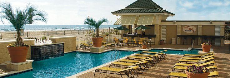 Virginia Beach place to stay, while home visiting   Ocean Beach Club