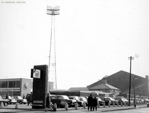 Maine Road 1968, Moss Side, Manchester