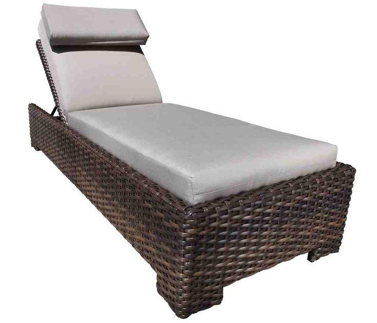 Patio Lounge Chair Cushions 1
