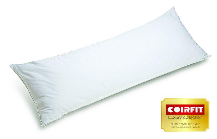 Body Pillow Microfiber Pillow - Coirfit