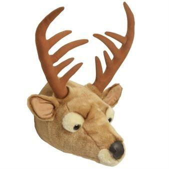 Stuffed deer head for wall - deer - Brigbys