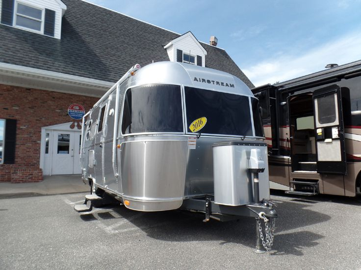 Airstream Bambi Flying Cloud 20C