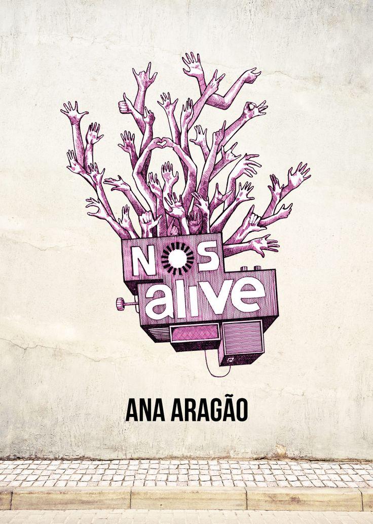 Tamara Alves - NOS Alive Festival