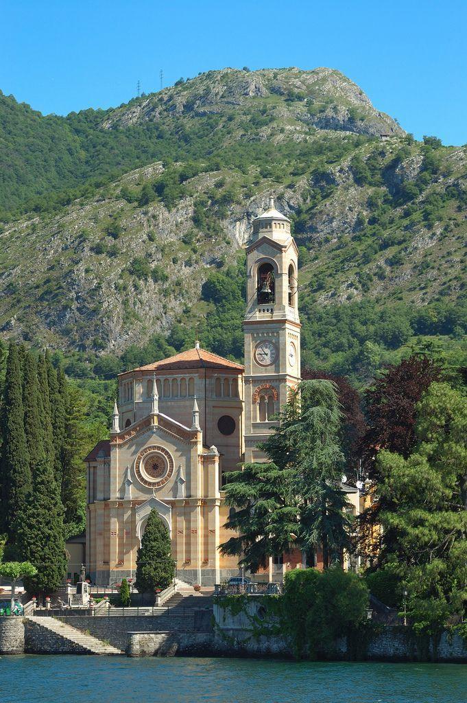 Lenno - Lake Como, Italy