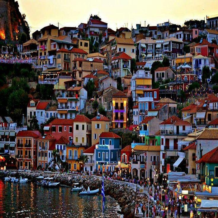 Parga,Grecia