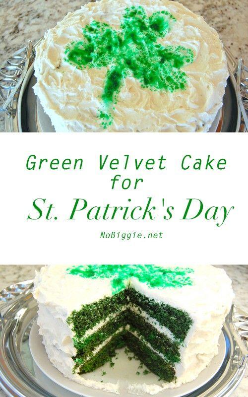 Green Velvet Cake | Recipe | Green Velvet Cake, Velvet Cake and Velvet