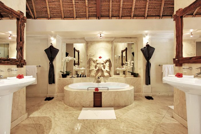 The two one-bedroom Vice Regal Villas Viceroy Bali