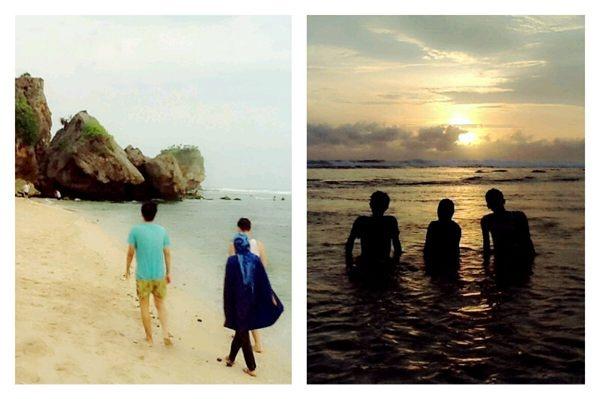Pantai Indrayanti, Photo By @sigmononne