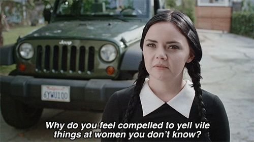 While browsing YouTube, you may have come across a wonderful web series called Adult Wednesday Addams.   This Wednesday Addams Web Series Was Pulled Due To Copyright, But Its Porn Parody Remains Online :: What the what?! Loved this webseries! ::