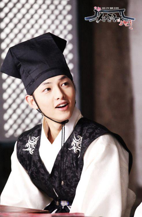 Song Joong Ki.... Sungkyunkwan Scandal