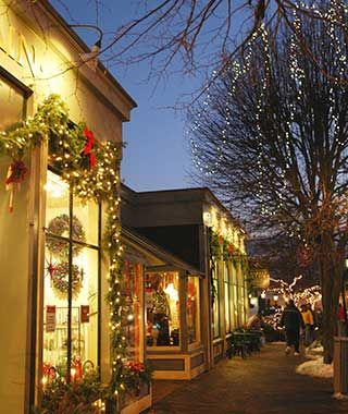 America's Best Towns for the Holidays: Ogunquit, ME