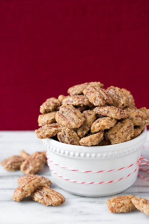 Cinnamon Sugared Pecans | Cooking Classy. ☀CQ #southern #sweets # ...