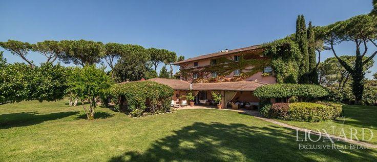 Luxury Property For Sale Italy Villa Rome   Lionard