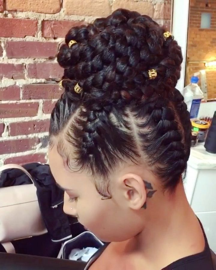 Hairstyles For Black Women (66)