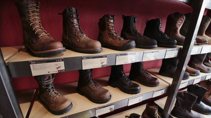 Red Wing Shoes Presents: HassleFree® Safety Footwear Program Overview - YouTube