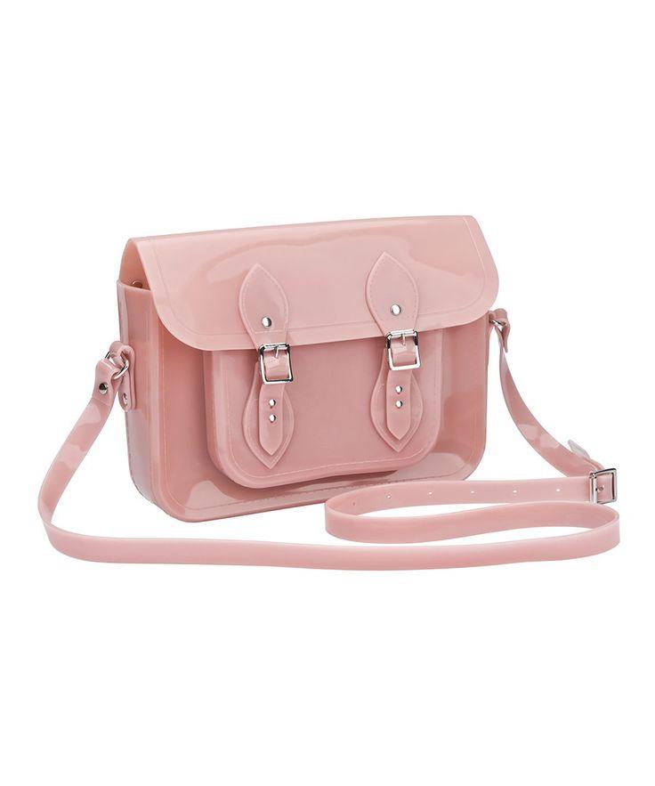 Candy pink Melflex buckle satchel Sale - Cambridge Satchel Company