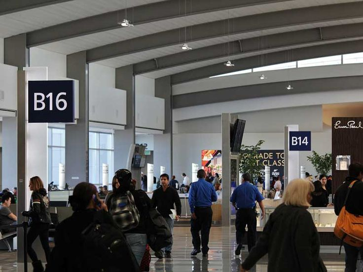 automated kiosks to help speed up the arrivals process are the latest addition to sacramento international