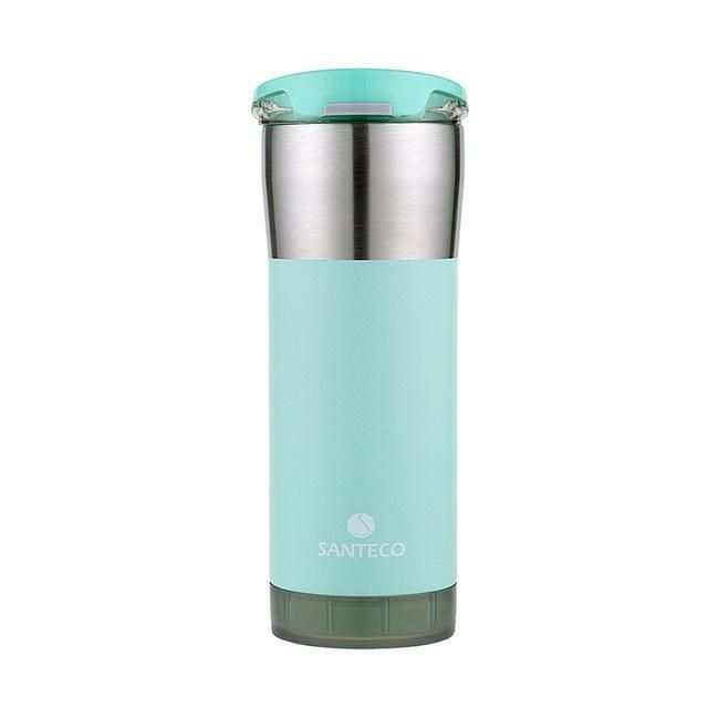 Thermal Tumbler Vacuum Insulated Coffee Cup BPA free Water Bottle