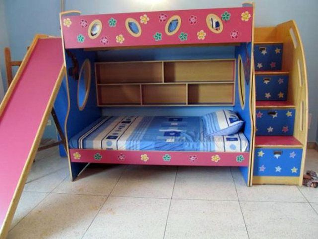 Best 1000 Images About Bunk Beds On Pinterest Tractor Bed 400 x 300