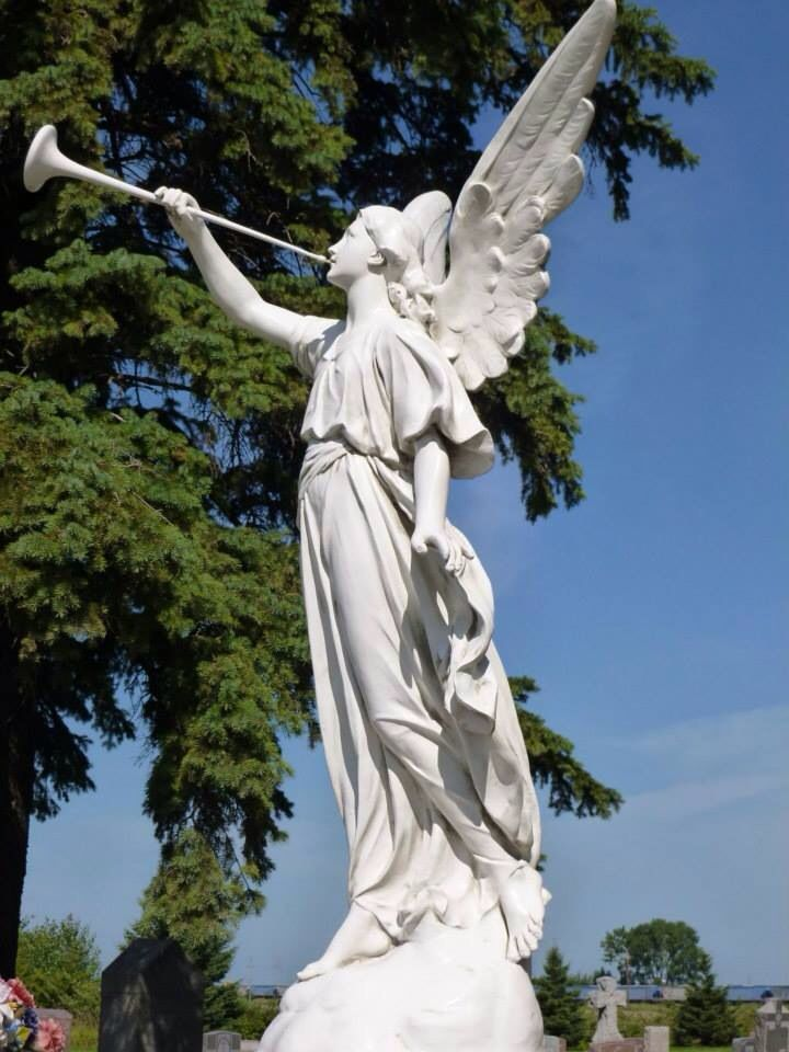153 Best ANGELS WITH TRUMPETS Images On Pinterest Angel