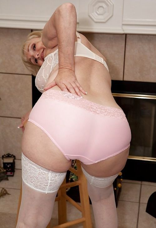 Mature girdles erotic granny