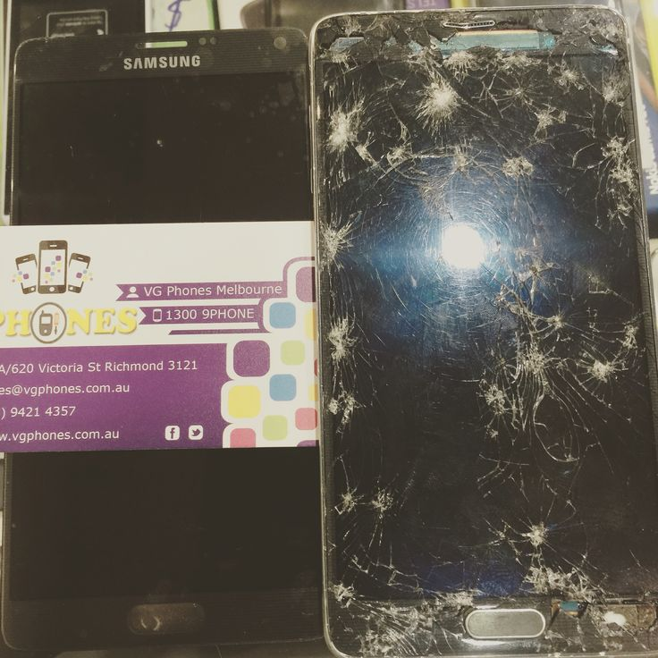 Samsung Galaxy note 4 screen replacement #vgphones #note4