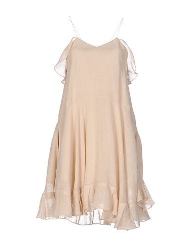 CHLOÉ Knee-length dress. #chloé #cloth #dress #top #skirt #pant #coat #jacket #jecket #beachwear #
