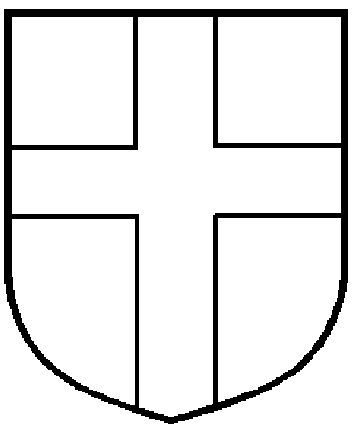 Medieval knight shield template related keywords for Shield template to print